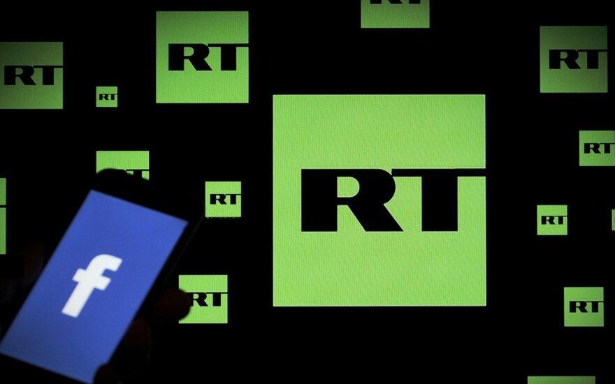 """""""Фейсбук"""" объяснил блокировку страницы проекта RT"""