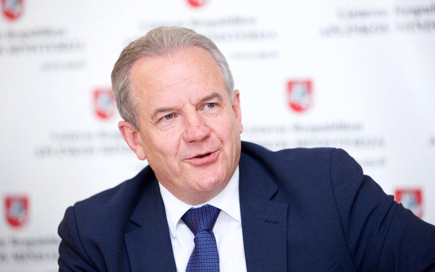 Министр: Литва не станет требовать от Volkswagen возмещение ущерба