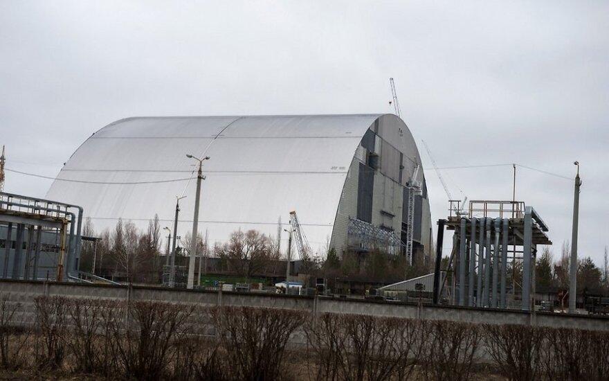 На Чернобыльской АЭС начали пробную эксплуатацию защитного саркофага