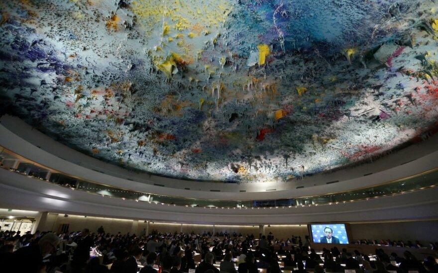Россия планирует занять место США в Совете ООН по правам человека