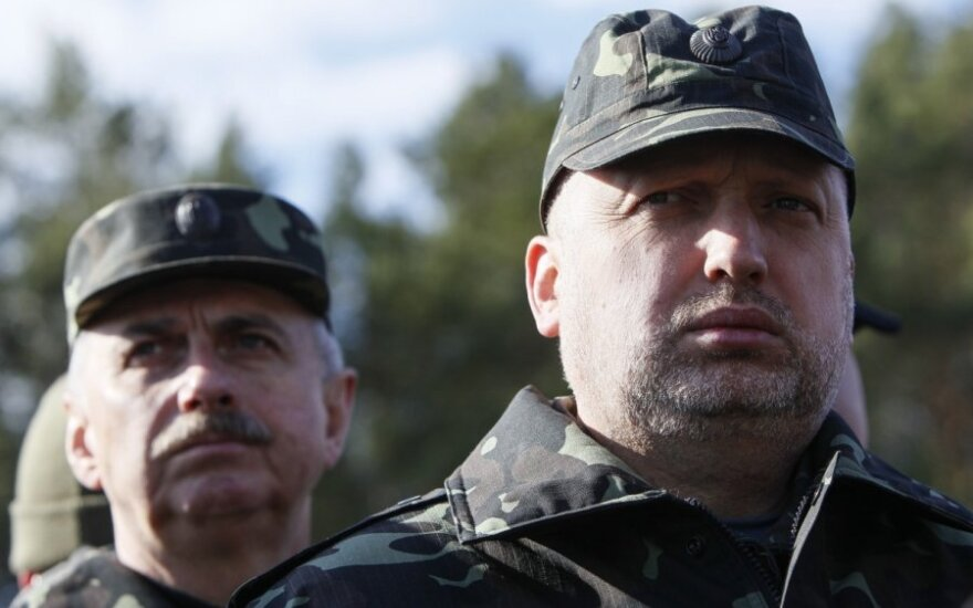 Oleksandras Turčynovas, Michailas Kovalis