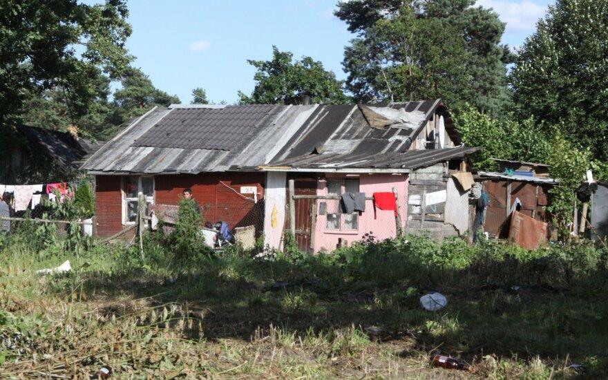 Vilnius Roma ghetto