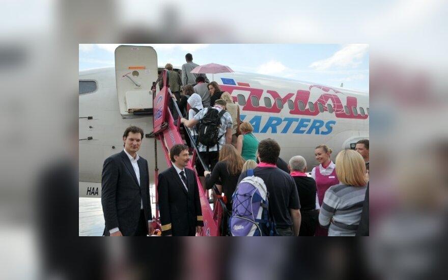 flyLAL Charters меняет название