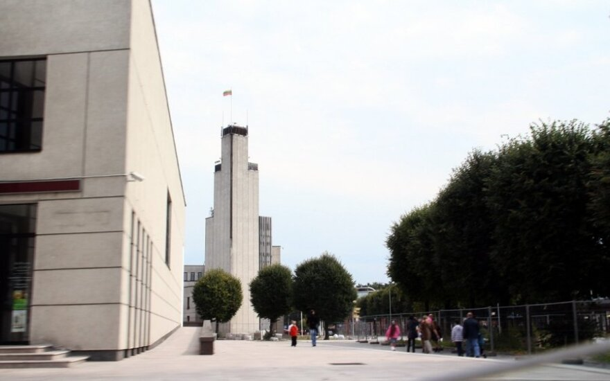 На центральной площади Алитуса предлагают поставить памятник партизанам