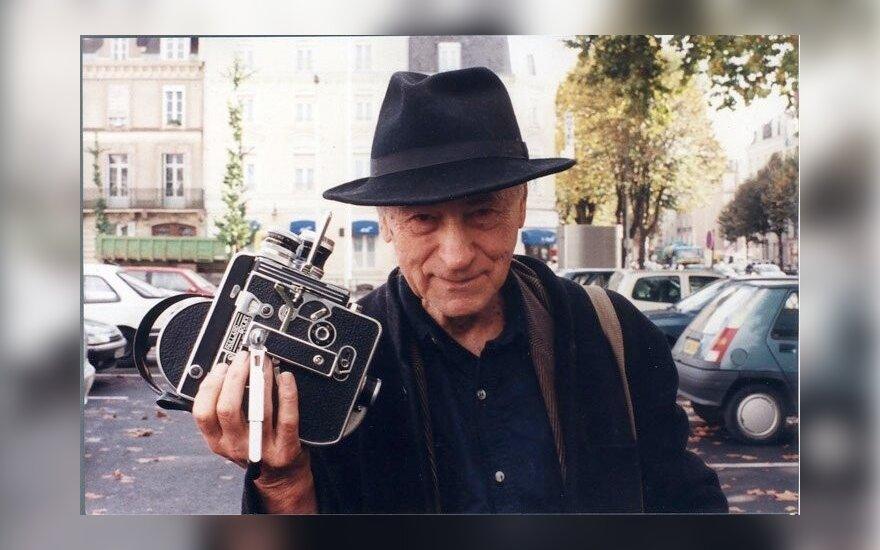 Jonas Mekas FOTO: LKC archyv.