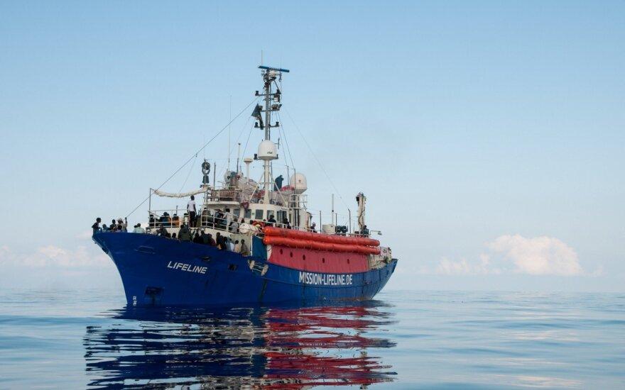 В ООН раскритиковали ЕС из-за драмы вокруг судна с беженцами