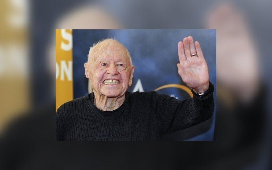 В США скончался актер-рекордсмен Микки Руни
