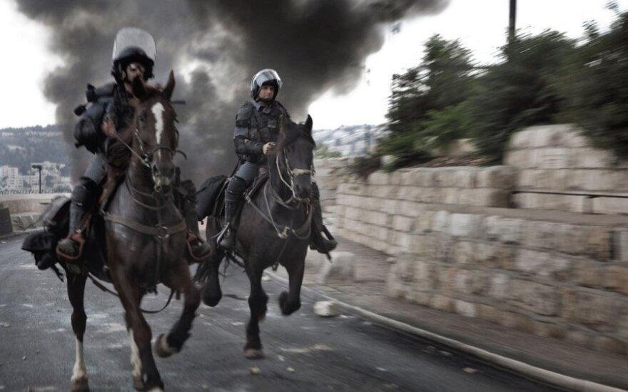 Полиции Иерусалима разрешено оцеплять арабские кварталы