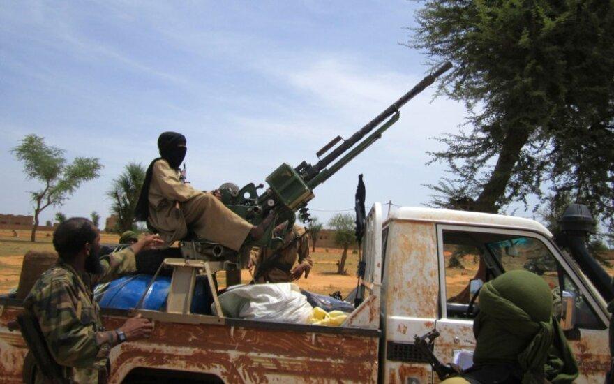 Малийские боевики убили двух журналистов из Франции