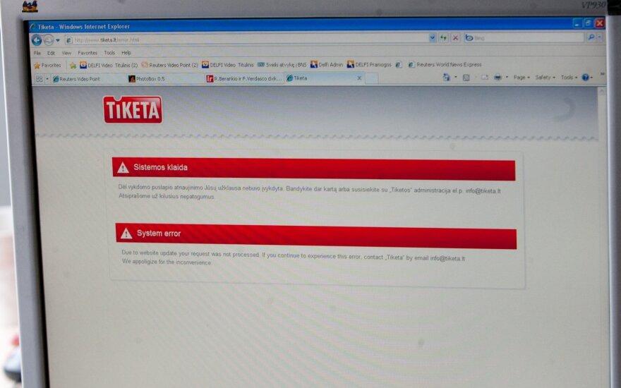 Tiketa получила штраф за налоги для покупающих билеты клиентов