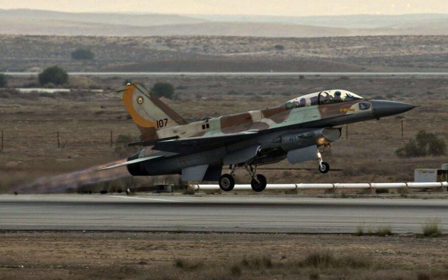 Izraelio karo lėktuvas