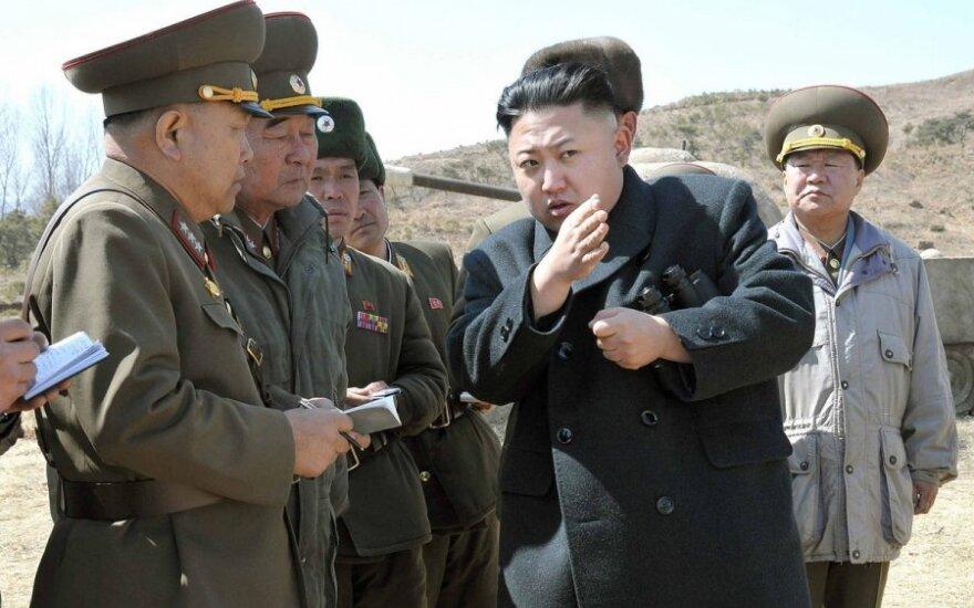 Северная Корея хочет вновь запустить ядерный реактор