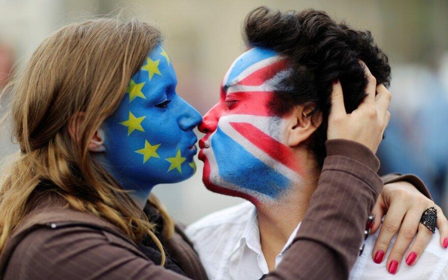 """В случае """"Брекзита"""" экспорт Литвы в Великобританию подорожает"""