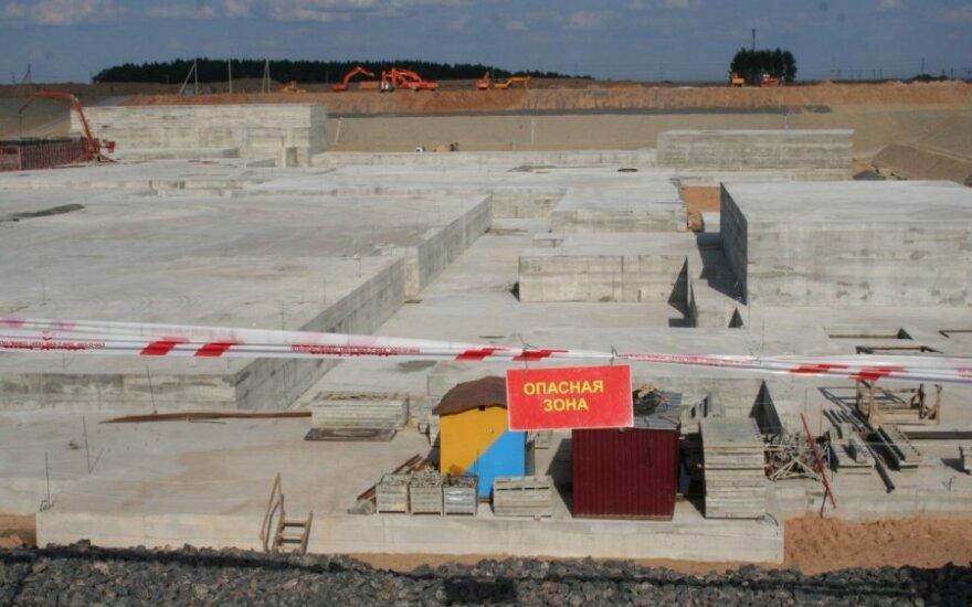 Посол Литвы в Беларуси: проект Островецкой АЭС активно развивается
