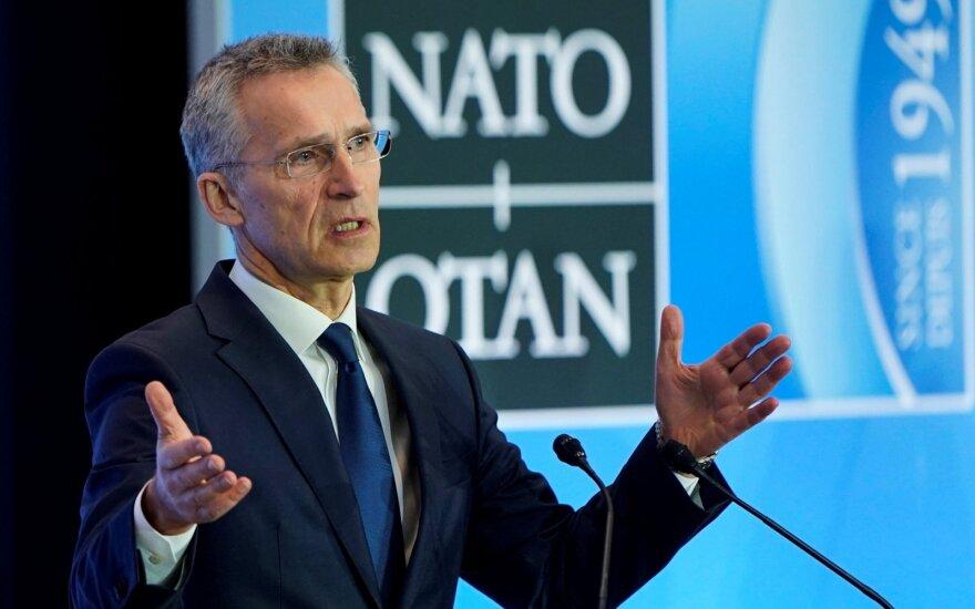 Столтенберг призвал НАТО к улучшению отношений с Россией