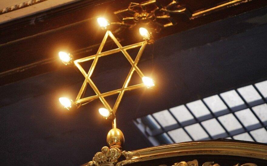 В Вильнюсе открыт мемориальный камень спасителям евреев