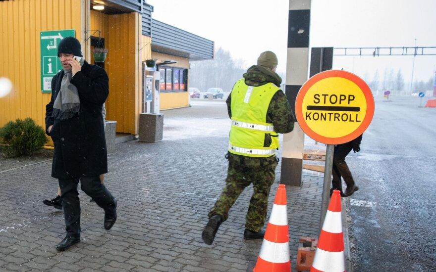 В Эстонии начинается выборочное тестирование жителей на коронавирус