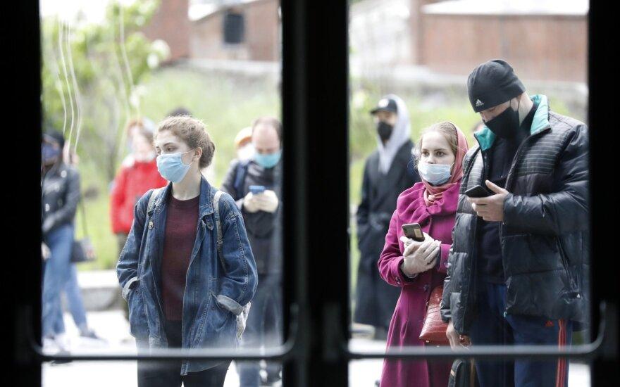 Число умерших от коронавируса в России превысило 5 тысяч человек