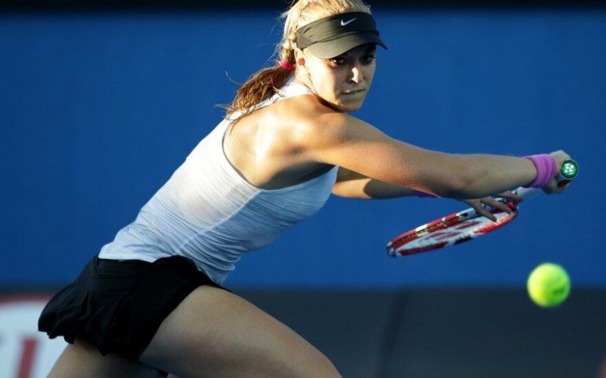 Установлен рекорд скорости подачи в истории женского тенниса