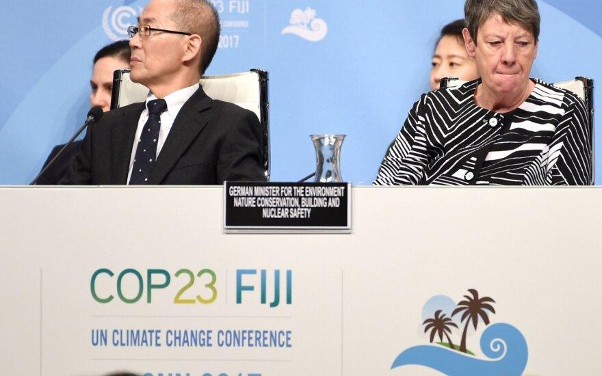 Самое интересное о конференции ООН по климату в Бонне