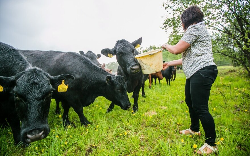 Правительство: фермерам будет выплачено ещё 17,2 млн евро