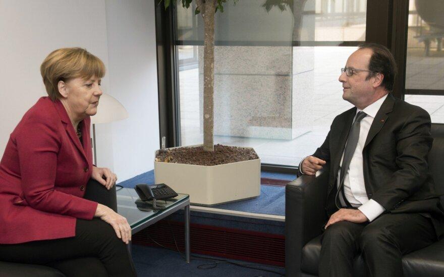 Германия и Франция едины в отношении выхода Британии из ЕС