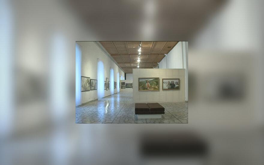 Š.Korėjos tapybos paroda