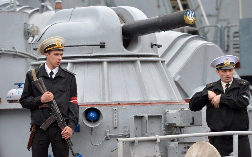 """ФСБ: в Черном море задержан украинский танкер """"Смольный"""""""