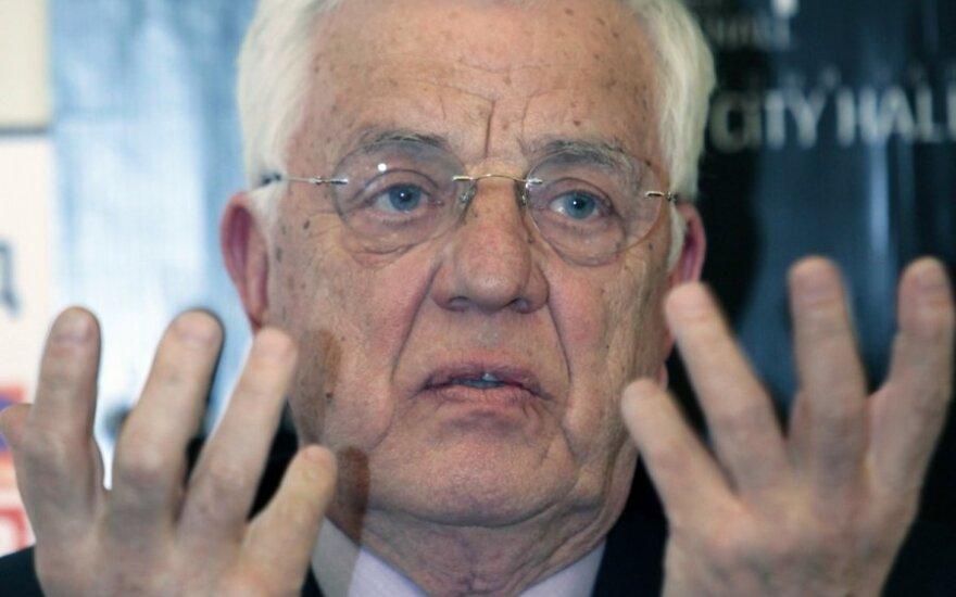 Паулс не надеется вернуть вклад из Krājbanka