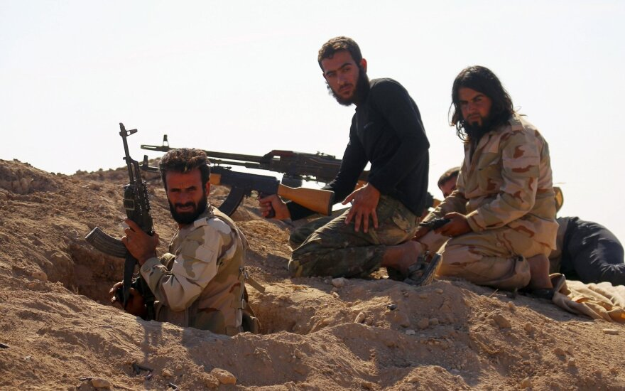 Правозащитники обвинили сирийских повстанцев в военных преступлениях