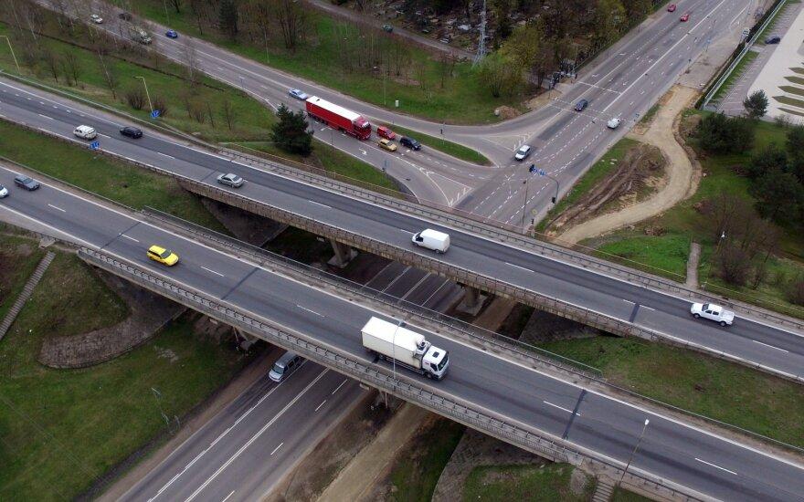 Четырёхполосная автомагистраль соединит Литву и Польшу
