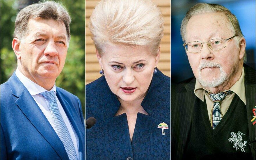 Самые влиятельные в Литве 2016: список политиков