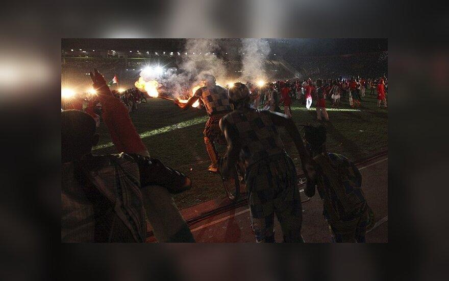 Кот д'Ивуар: около 60 погибших в новогодней давке