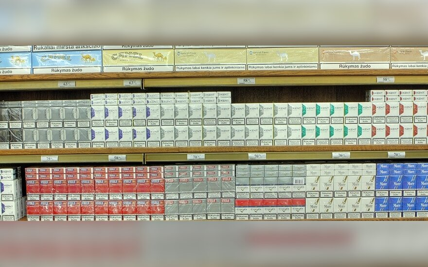 Сейм Литвы утвердил повышение акцизов на табачные изделия