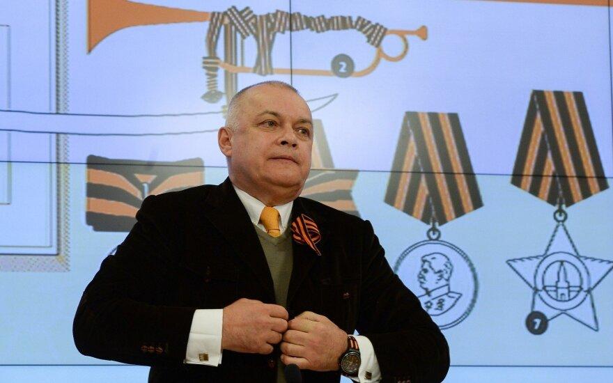 "Телеведущего Киселева признали потерпевшим по делу ""Шалтая"""
