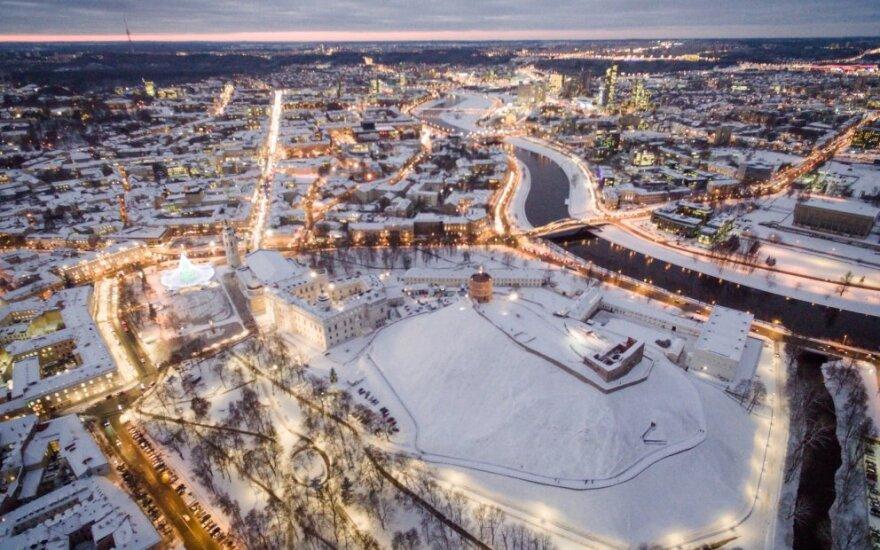 В Вильнюсе – бесплатные поездки на общественном транспорте