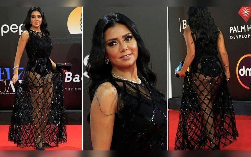 В тюрьму за прозрачную юбку: что грозит египетской певице