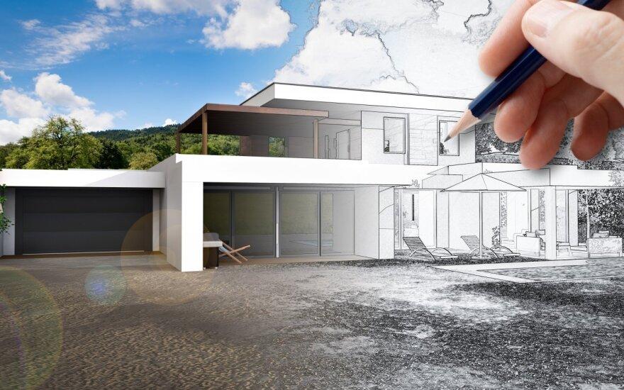 В Литве растет популярность инвестиций в недвижимость