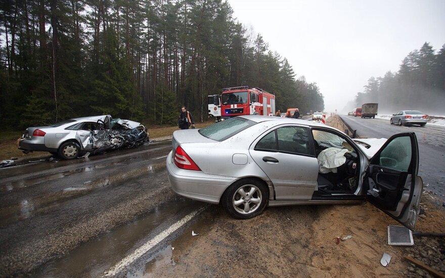 Врачам не удалось спасти жизнь 19-летнего водителя Audi