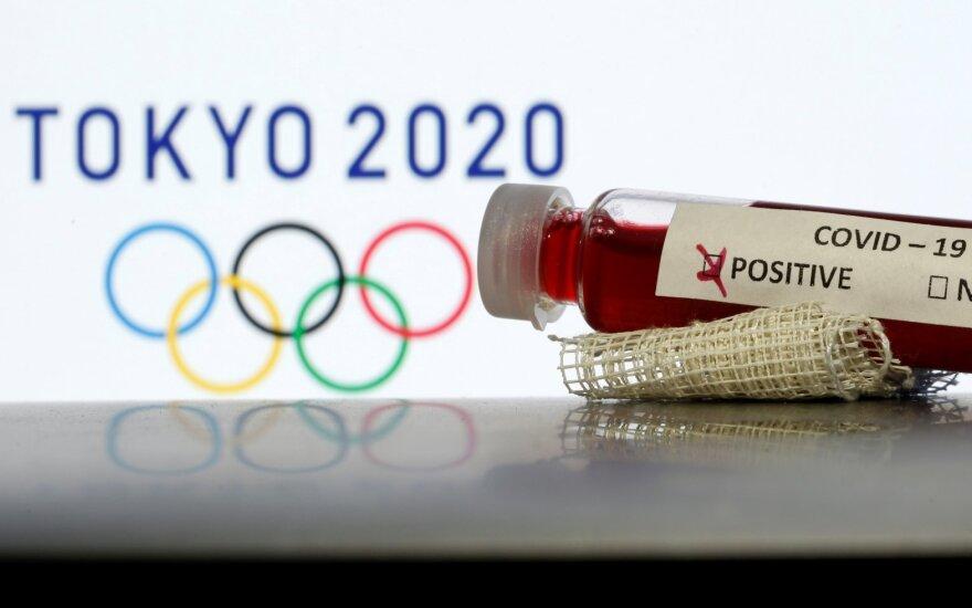 Tokijo olimpinės žaidynės ir koronavirusas