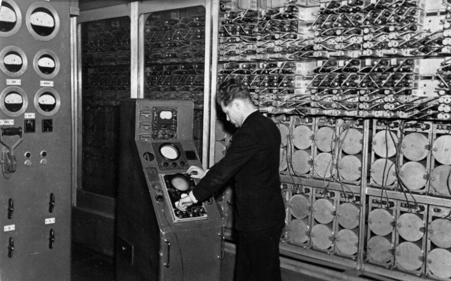 Sovietinis kompiuteris BESM-1