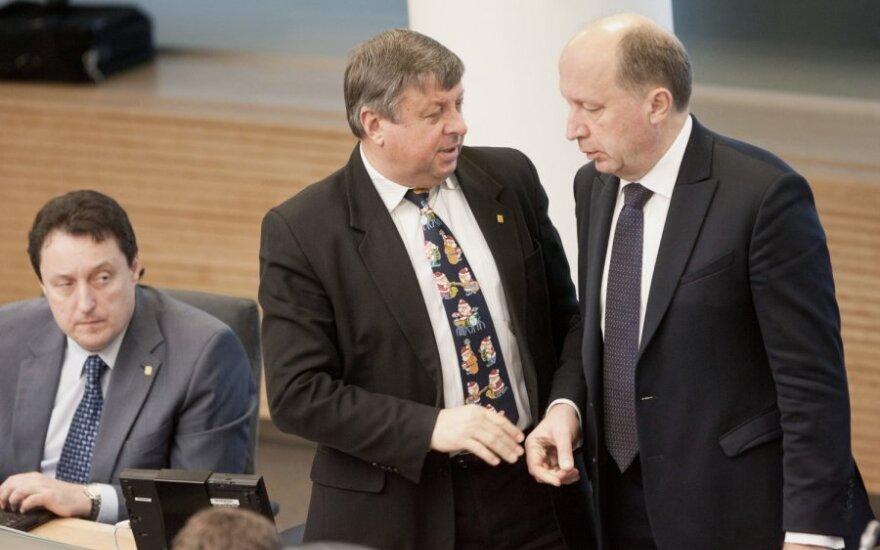 Polsko – litewskie spotkanie parlamentarne