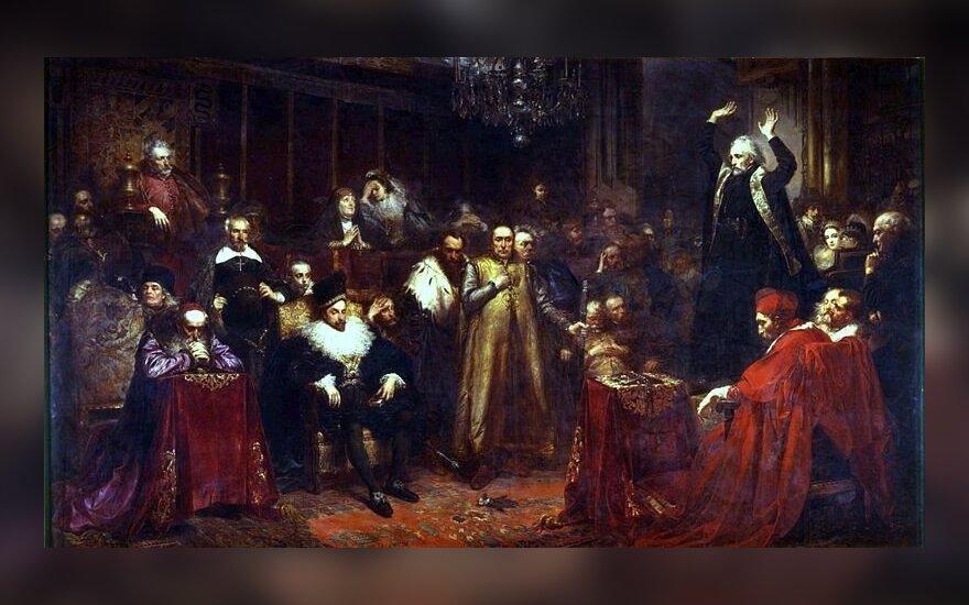 Противоречивый образ короля Сигизмунда Вазы