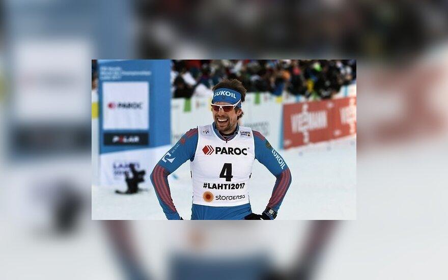 Устюгов в день рождения выиграл марафон, Нортуг спел в честь россиянина