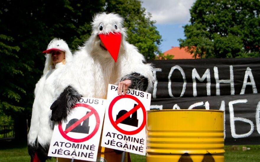 Mieszkańcy Litwy nie wierzą, że elektrownia atomowa zostanie zbudowana