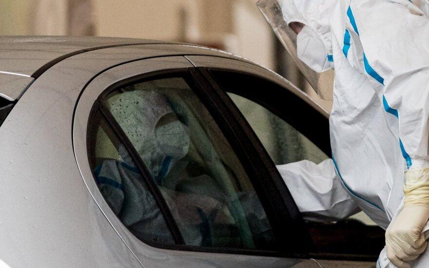 За сутки в Литве установлены 1152 случая коронавируса, скончались 8 человек