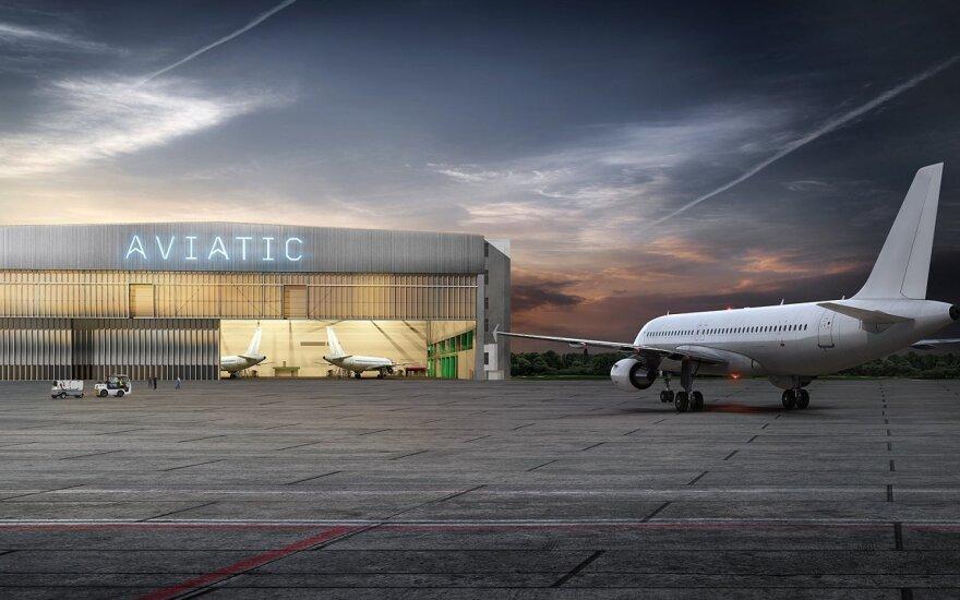 В Шяуляй построят самый большой в Европе центр по техническому обслуживанию и ремонту самолетов