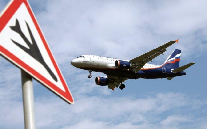 """США лишили виз более 100 сотрудников """"Аэрофлота"""". Это связано с контрабандой"""
