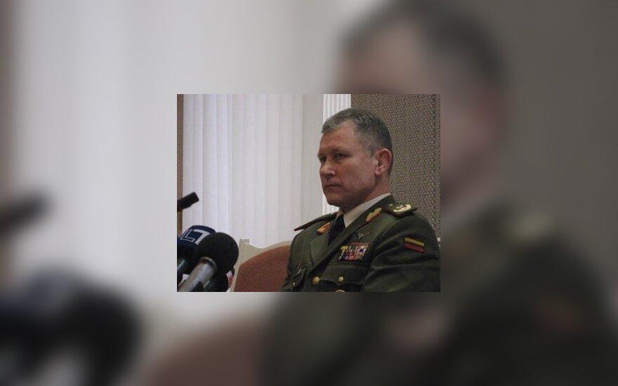 Пост командующего армией прочат А.Поцюсу