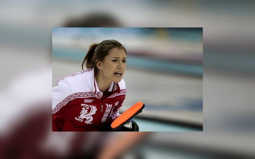 Cамая красивая команда Олимпиады — керлингистки России